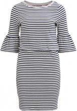 OBJECT COLLECTORS ITEM Striped Dress Women Blue