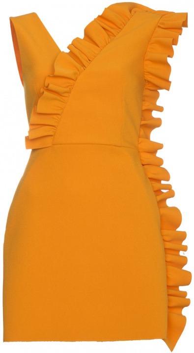 f11086507495 MSGM - Vestito - women - viscose Polyester Spandex Elastane - 38 ...
