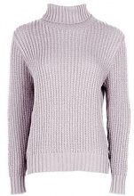 Laura Soft Knit Oversized Roll Neck Jumper