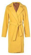 Ava Belted Wool Look Coat