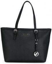 Michael Michael Kors - Borsa tote 'Jet Set Travel' - women - Calf Leather - One Size - BLACK