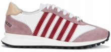Dsquared2 - New Runners sneakers - women - Calf Leather/Polyurethane/Polyester/Viscose - 36, 37, 38, 39, 40, 35, 41 - NUDE & NEUTRALS