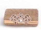 Borsa da sera diamante gemma lusso borsa diamante di sera di alta qualità pochette banchetto