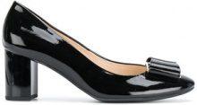 - Hogl - Pumps con fiocco - women - Rubber/Leather/Patent Leather - 41, 38.5, 39 - di colore nero