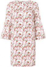 L'Autre Chose - Vestito con stampa - women - Polyester/Spandex/Elastane - 44, 40, 38, 42 - WHITE