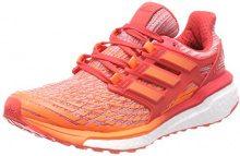 adidas Energy Boost W, Scarpe Running Donna, Arancione (Hi-Res Orange S18), 40 2/3 EU
