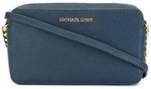 Michael Michael Kors - Borsa a tracolla - women - Leather - One Size - Blu