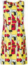 Ultràchic - Vestito stampato - women - Cotone/Spandex/Elastane - 42, 44 - Giallo & arancio