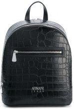Armani Jeans - Zaino - women - Polyester/Polyurethane - OS - BLACK