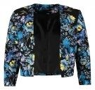 FLORAL NOTCH - Blazer - multibright