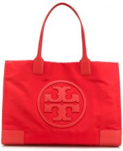 Tory Burch - Borsa Tote 'Ella' - women - Nylon/Leather - One Size - RED