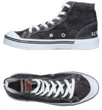 U.S.POLO ASSN.  - CALZATURE - Sneakers & Tennis shoes alte - su YOOX.com