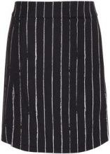 J.LINDEBERG Amelie Tx Jersey Long Skirt Women Black