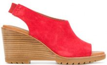 Sorel - Sandali con zeppa - women - Leather/Suede/rubber - 5.5, 6, 6.5, 7, 7.5, 8, 8.5, 9, 9.5, 10 - RED