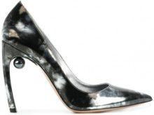 Nicholas Kirkwood - Mira pearl pumps - women - Calf Leather/Leather - 35, 36.5, 37, 37.5, 38, 38.5, 39, 39.5, 40, 36, 41 - BLACK