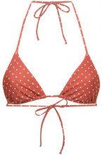 Matteau - Top bikini - women - Nylon/Spandex/Elastane - 8, 10, 14 - Giallo & arancio