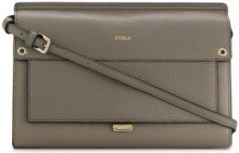 Furla - Like crossbody bag - women - Leather - OS - GREY