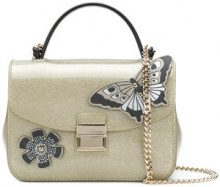 Furla - Metropolis Butterfly shoulder bag - women - PVC - OS - METALLIC