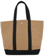 Cabas - Borsa shopper medium - women - Cotone - OS - BROWN
