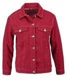 WESTER - Giacca di jeans - red