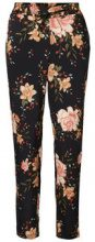 VERO MODA Loose Fit Trousers Women Black