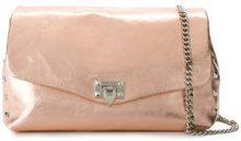Marc Ellis - Borsa a spalla 'Audrey' - women - Leather - OS - PINK & PURPLE