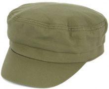 Clane - baker hat - women - Cotton/Polyester - 56 - GREEN