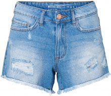 NOISY MAY Nw Denim Shorts Women Blue