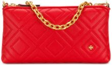 Tory Burch - Borsa a tracolla 'Fleming' - women - Leather - One Size - RED