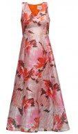 PRULA - Vestito lungo - pastel peach