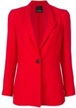 Pinko - Blazer 'Fatima' - women - Polyester - 44 - RED