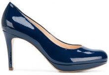 Hogl - Pumps con plateau - women - Patent Leather/Leather - 36, 37.5, 39, 40, 41 - BLUE