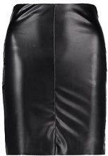 Sofi Leather Look Mini Skirt