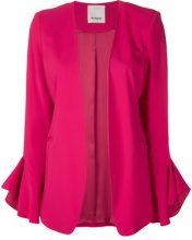 Pinko - Infilare jacket - women - Viscose/Acetate/Spandex/Elastane/Polyester - 40 - RED