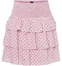 VERO MODA Feminine Skirt Women Pink