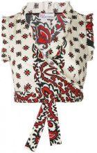 Red Valentino - Top senza maniche - women - Cotone - 40, 38, 42, 44 - Color carne & neutri