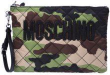 Borsette Love Moschino  Pochette  Mod. 7B84018201 Verde