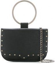 Rebecca Minkoff - Borsa a tracolla - women - Calf Leather/Polyester - OS - BLACK