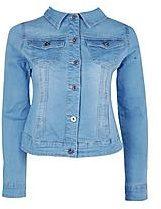 Zoe giubbotto di jeans in stile western
