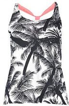 Taylor Fit Palm Print Running Vest