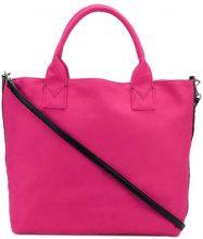 Pinko - Borsa tote - women - Cotone/Polyester/Polyurethane - One Size - Rosa & viola