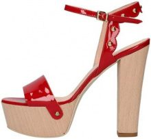 Sandali Emporio Di Parma  820 Sandalo Donna Rosso