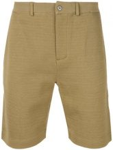 S.N.S. Herning - Shorts 'Pace' - men - Cotone/Polyester - S - NUDE & NEUTRALS