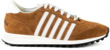 Dsquared2 - Sneakers 'New Runner Hiking' - men - Calf Leather/Polyurethane - 41, 42, 42.5 - Marrone