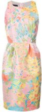 Boutique Moschino - floral print dress - women - Polyester - 38, 44, 40, 46, 42 - MULTICOLOUR