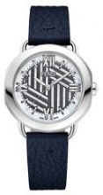 Fendi - Orologio 'Selleria' - women - Calf Leather - OS - BLUE