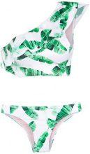 Brigitte - bikini set - women - Polyamide/Spandex/Elastane - PP, P, M, G, GG - GREEN