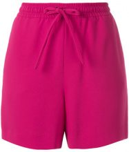 P.A.R.O.S.H. - Shorts con coulisse - women - Polyester - XS, S, M - PINK & PURPLE
