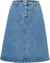 SELECTED Midi - Denim Skirt Women Blue