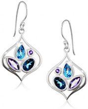 Elements E3610 - Orecchini da donna, argento